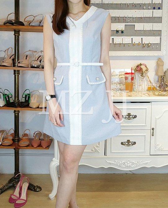 OP13896BU Dress