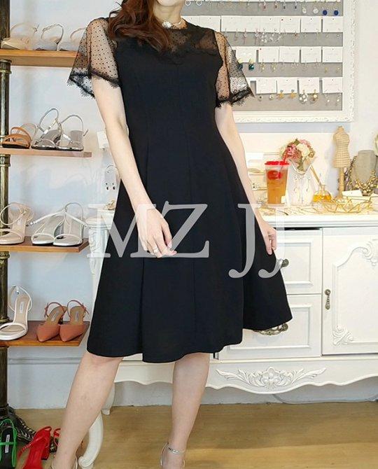 OP13902BK Dress
