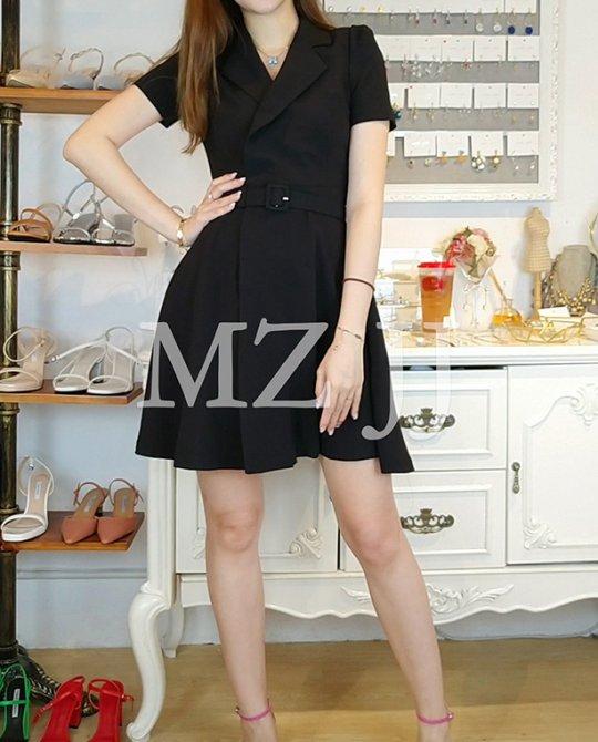 OP13909BK Dress