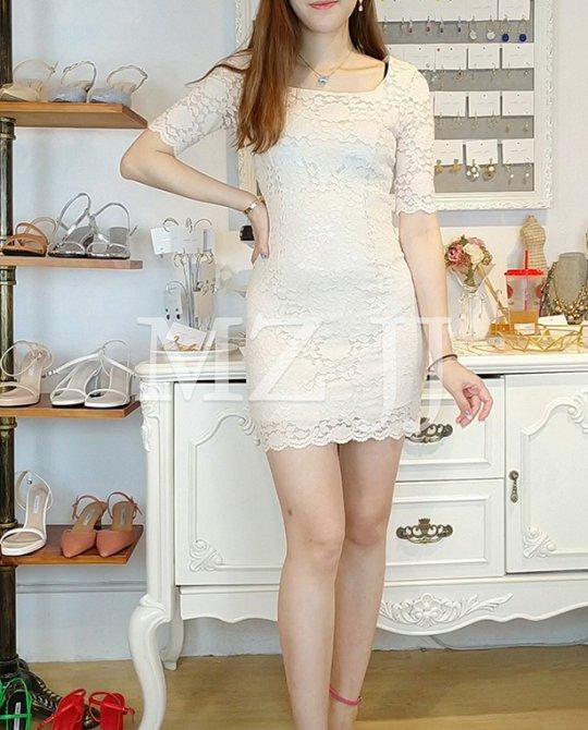 OP13911WH Dress