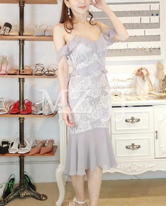 OP13959LGY Dress