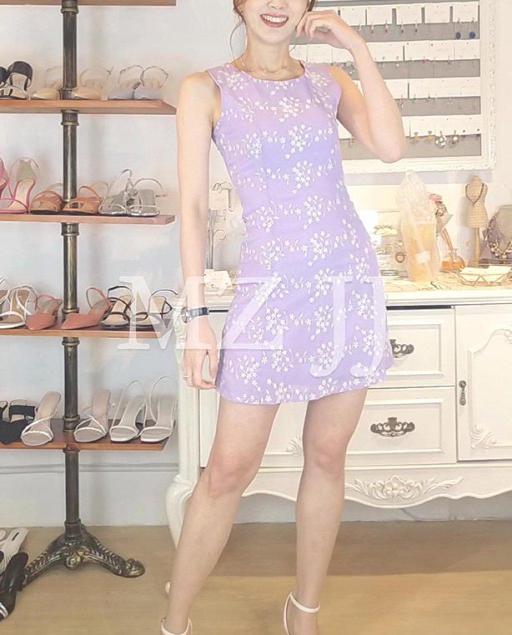 OP13977PU Dress