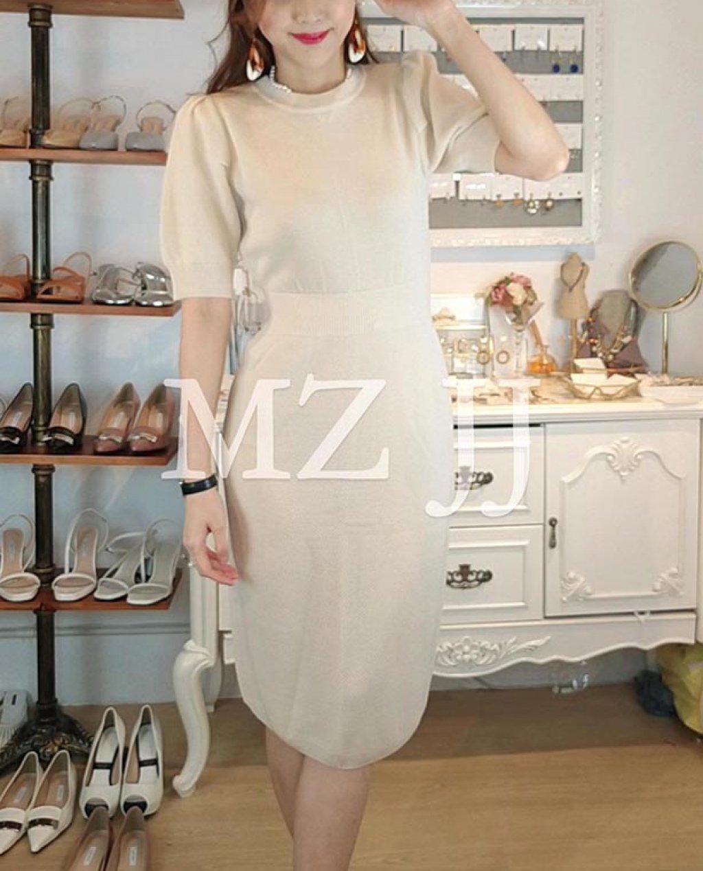 OP13994WH Dress