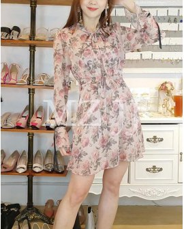 OP14014PK Dress