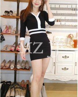 OP14017BK Dress