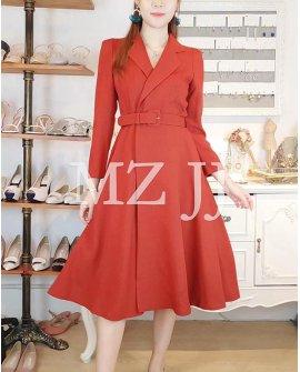 OP14020RD Dress