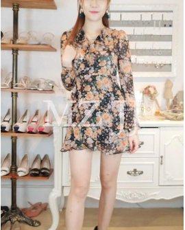 OP14022BK Dress