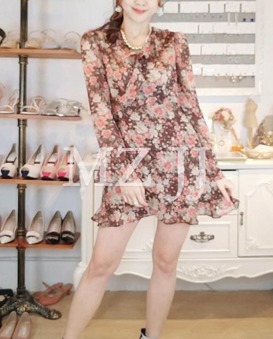 OP14022BR Dress