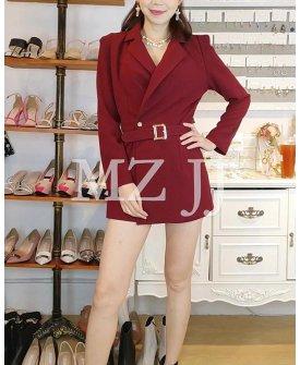 OP14026RD Dress