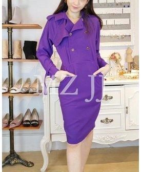 OP14048PU Dress
