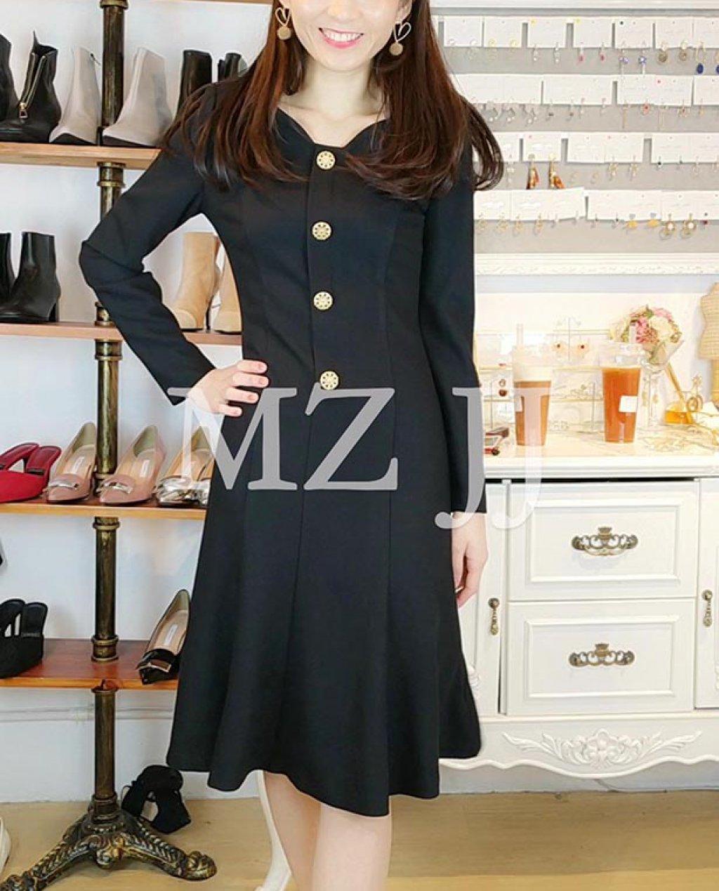 OP14063BK Dress