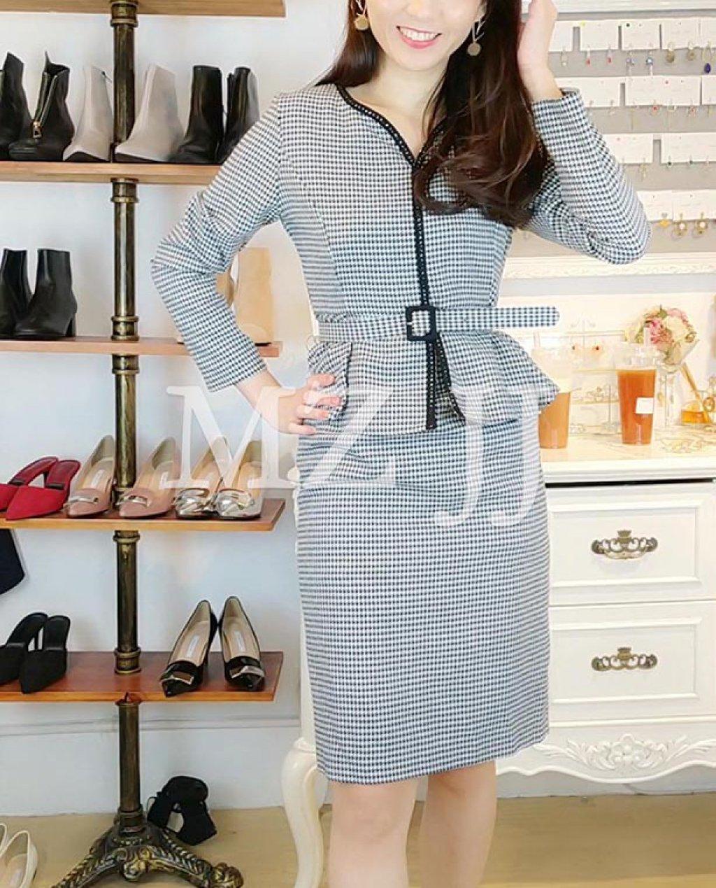 OP14064BK Dress