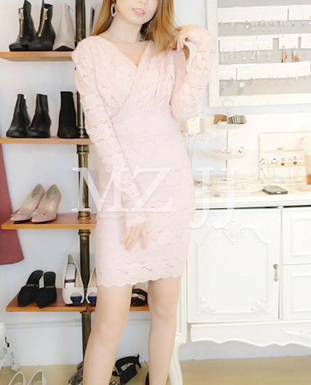 OP14069PK Dress