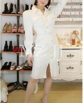 OP14092WH Dress