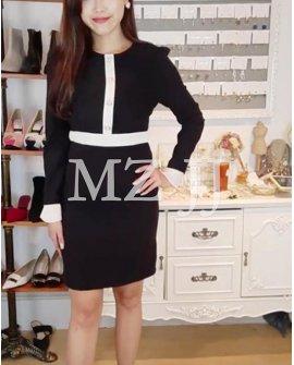 OP14099BK Dress