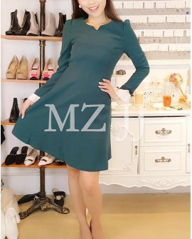 OP14101GN Dress