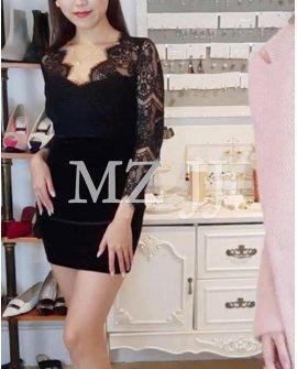 OP14102BK Dress