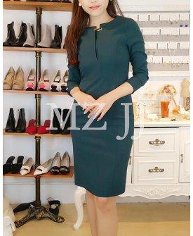 OP14109GN Dress