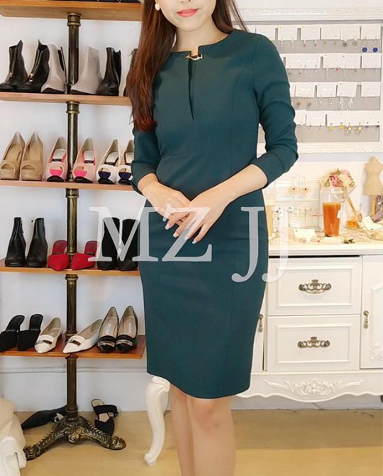 OP14109GN Dress