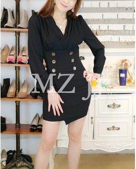 OP14115BK Dress