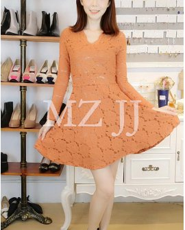 OP14119OR Dress