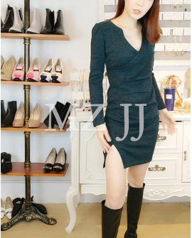 OP14121DGY Dress