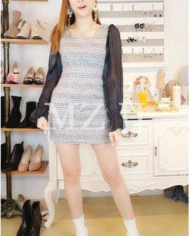 OP14147BK Dress