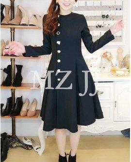 OP14149BK Dress