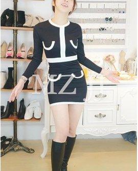 OP14151BK Dress