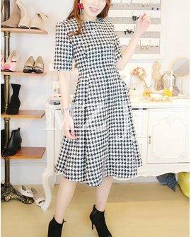 OP14152BK Dress