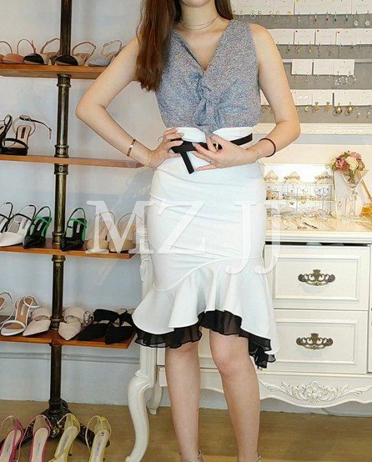 SK11113WH Skirt