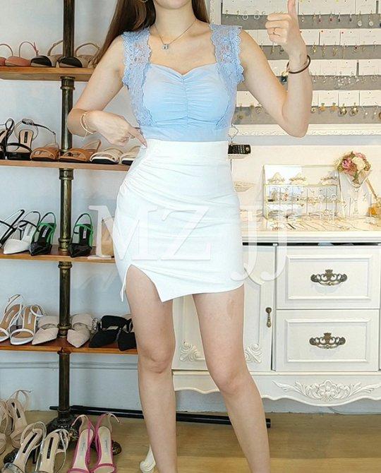 SK11119WH Skirt