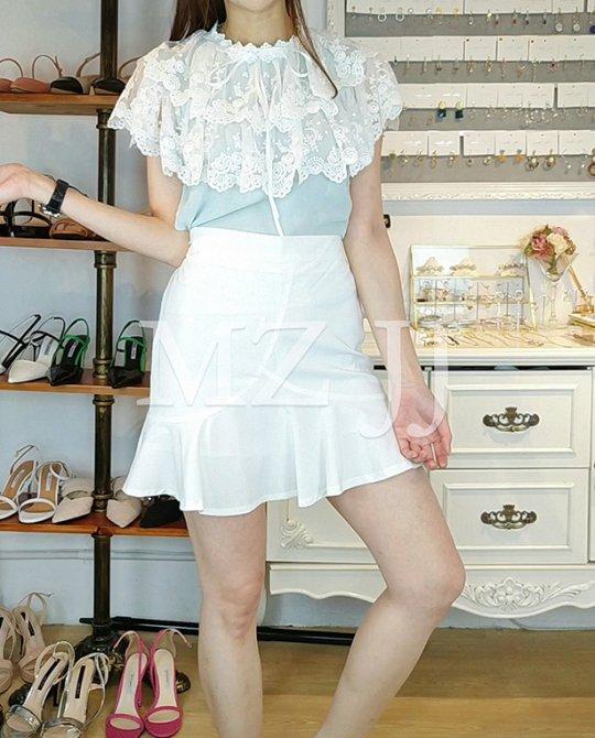 SK11121WH Skirt