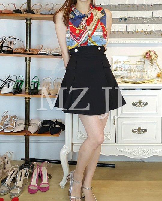SK11124BK Skirt