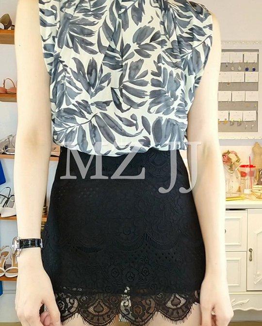 SK11125BK Skirt