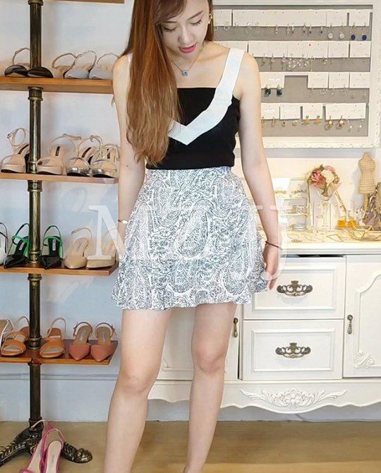 SK11128WH Skirt