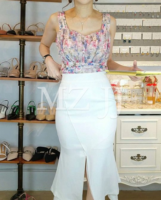 SK11131WH Skirt