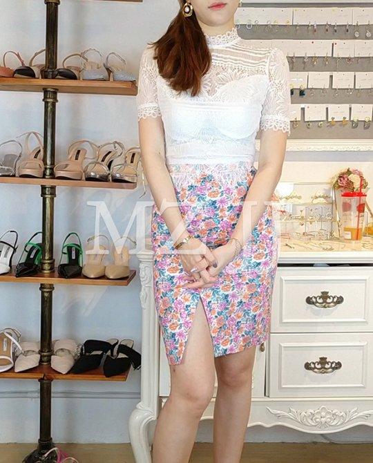 SK11132PK Skirt