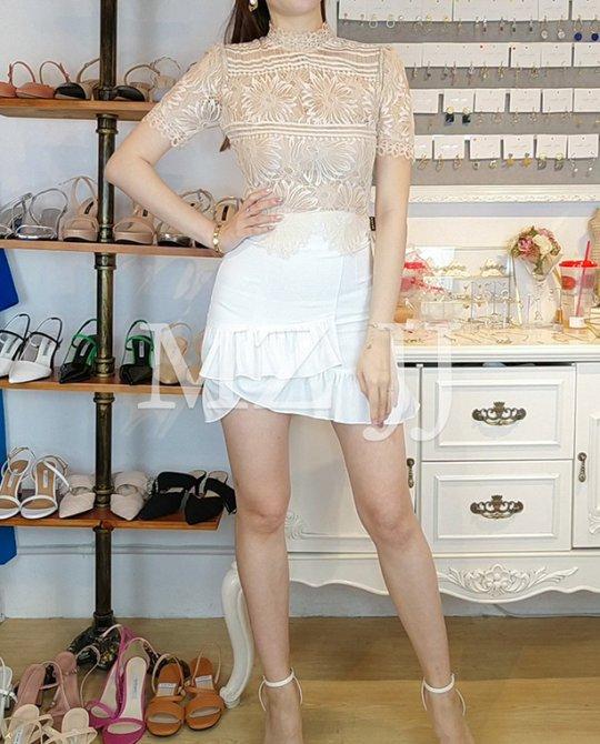 SK11134WH Skirt