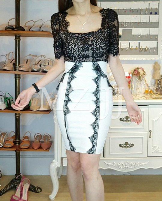 SK11136WH Skirt