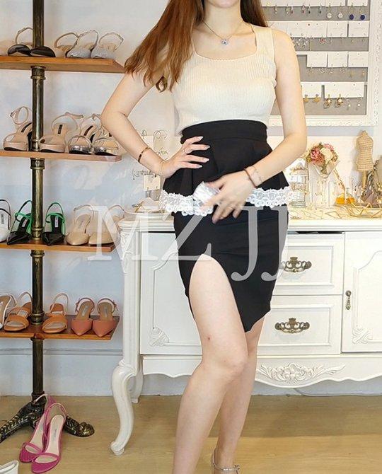 SK11138BK Skirt