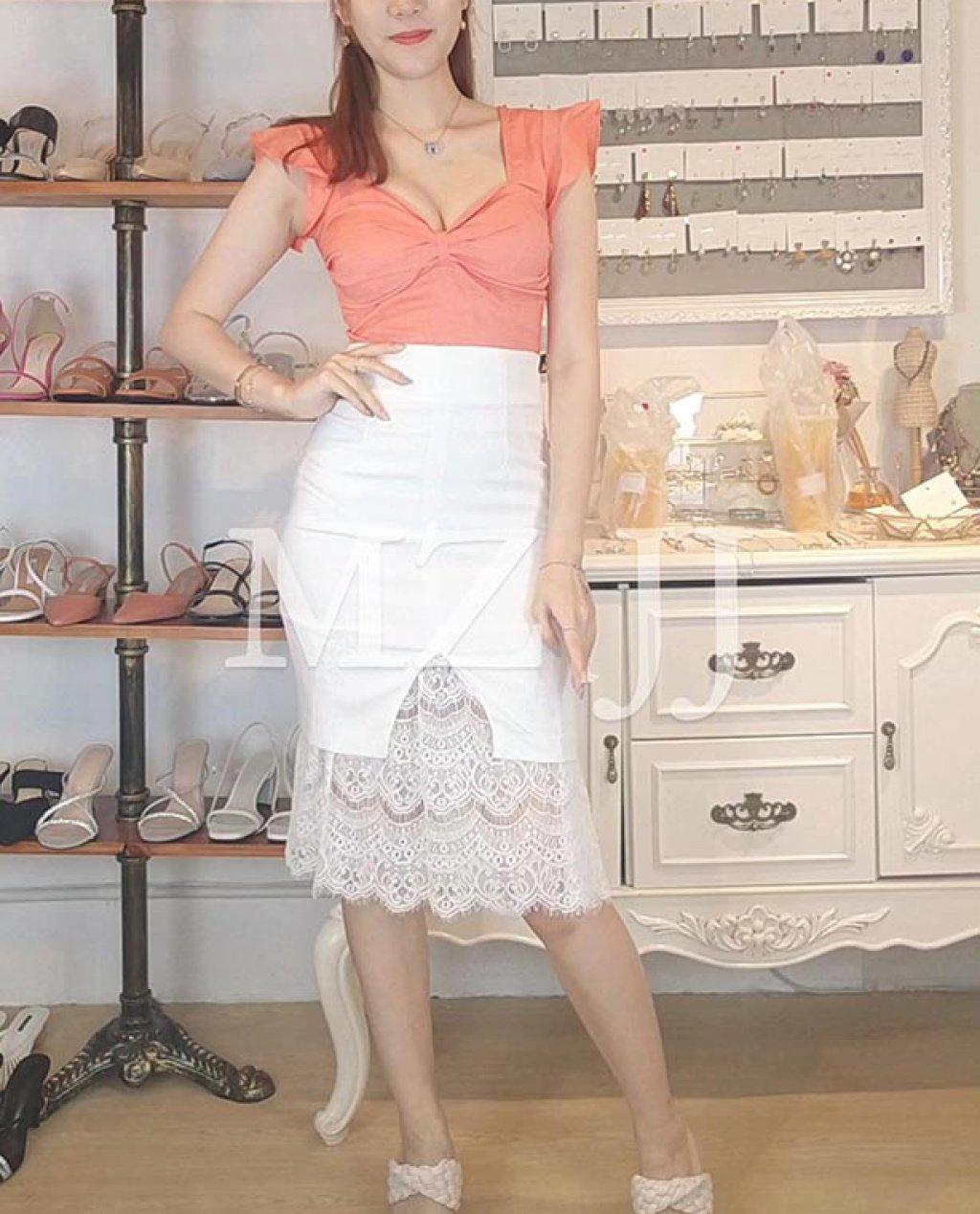 SK11196WH Skirt