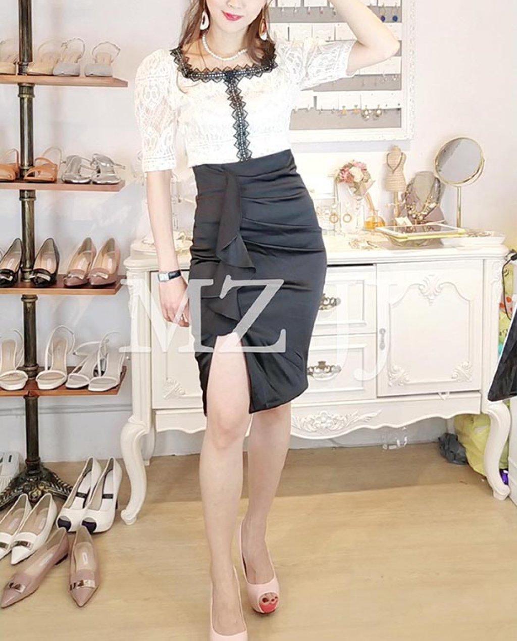 SK11216BK Skirt
