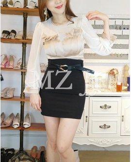 SK11223BK Skirt