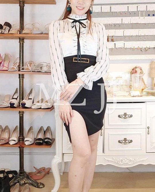 SK11224BK Skirt