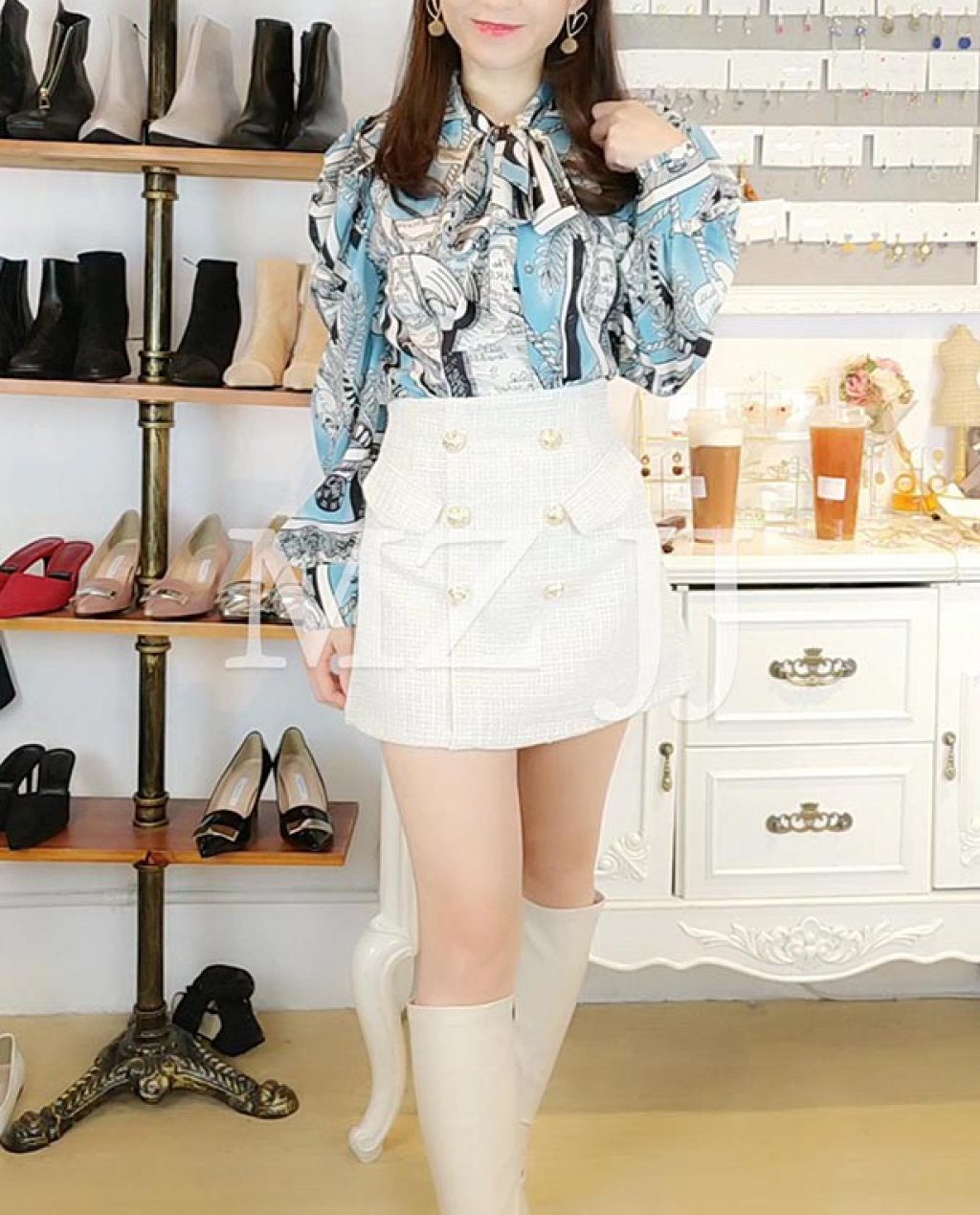 SK11277WH Skirt