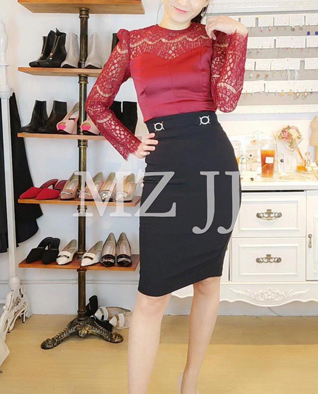 SK11281BK Skirt
