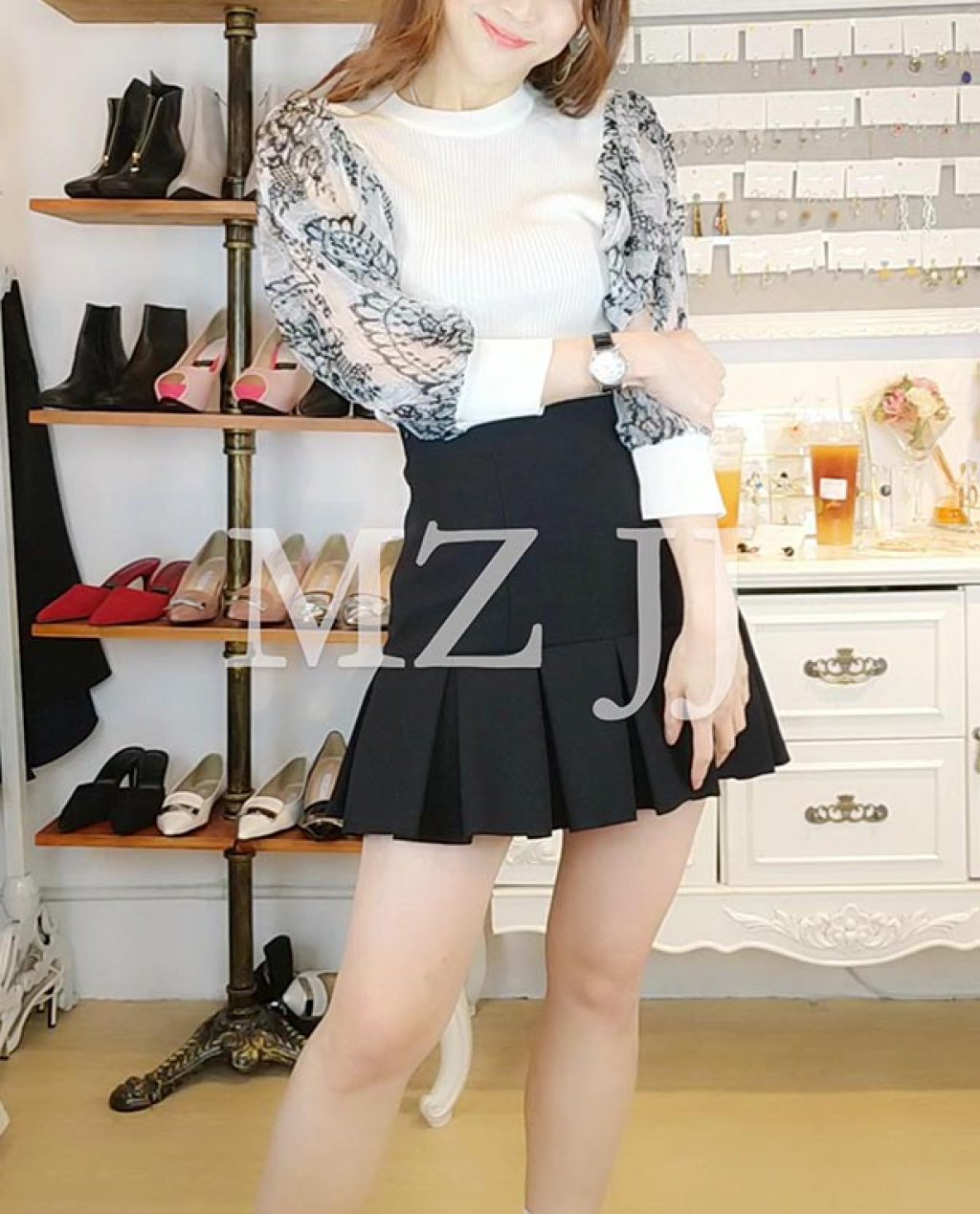 SK11288BK Skirt