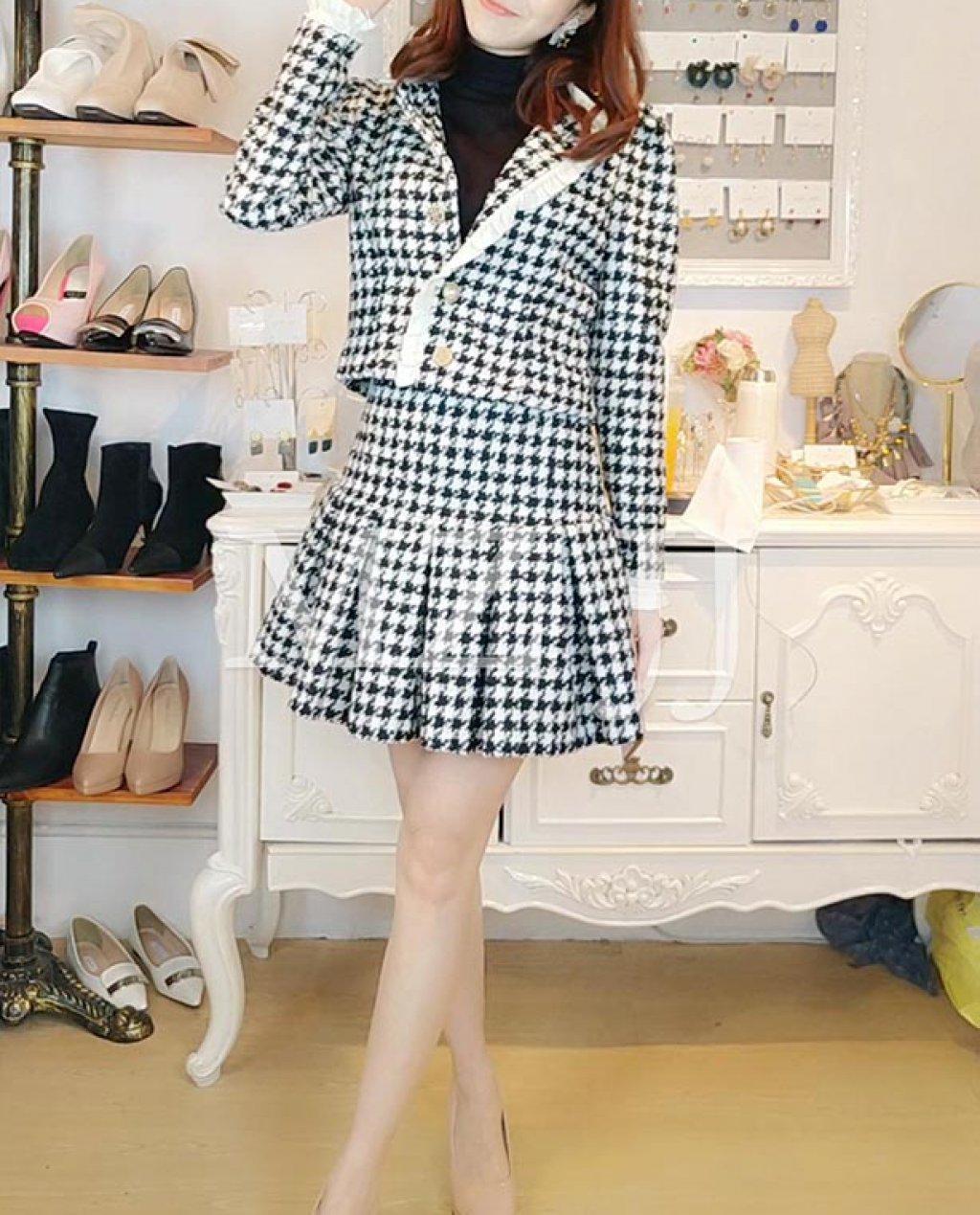 SK11333BK Skirt