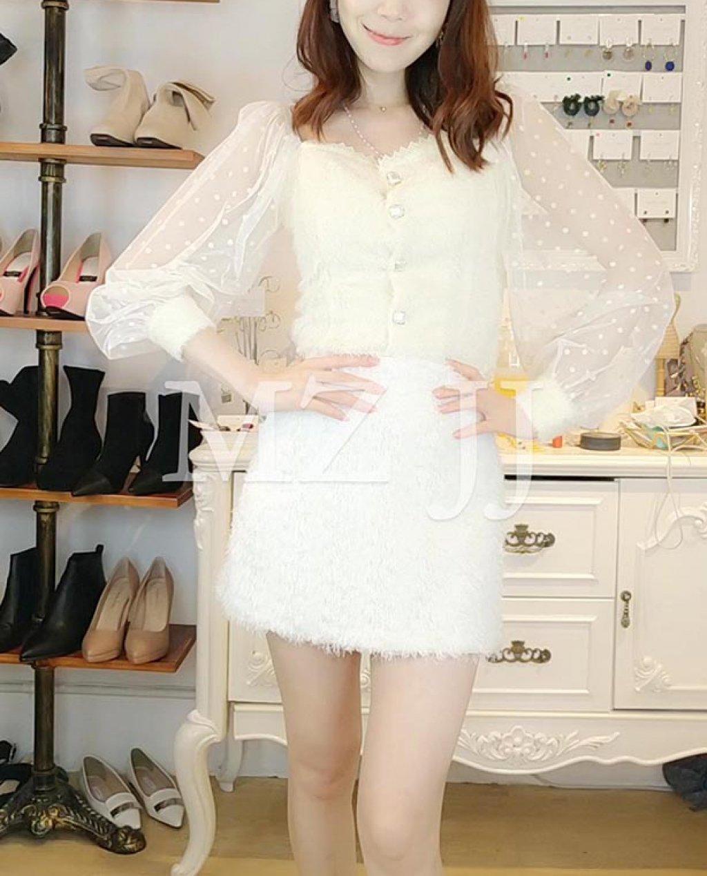 SK11334WH Skirt